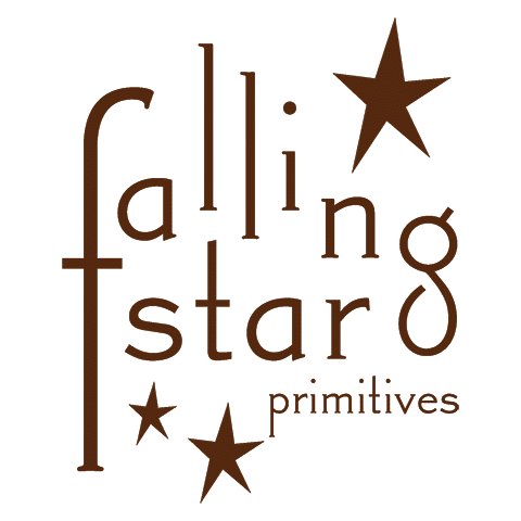 Falling Star Primitives - Logo (Brown)
